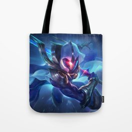 Cosmic Blade Master Yi League Of Legends Tote Bag