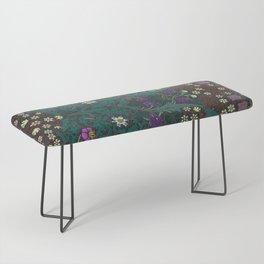 Blackthorn - William Morris Bench
