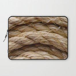 Sisal rope Laptop Sleeve