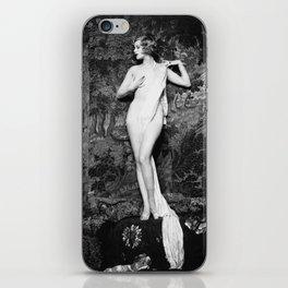 Hazel Forbes - Actress, dancer, and Ziegfeld girl iPhone Skin