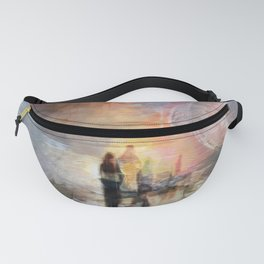 Rain On Me/Like a fish outta water Fanny Pack