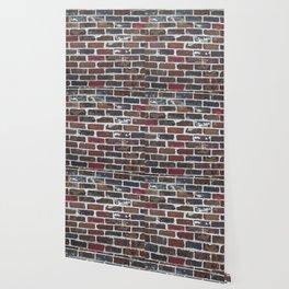 Brick Wall Vertical Wallpaper