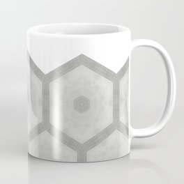 Pencil honeycomb Coffee Mug