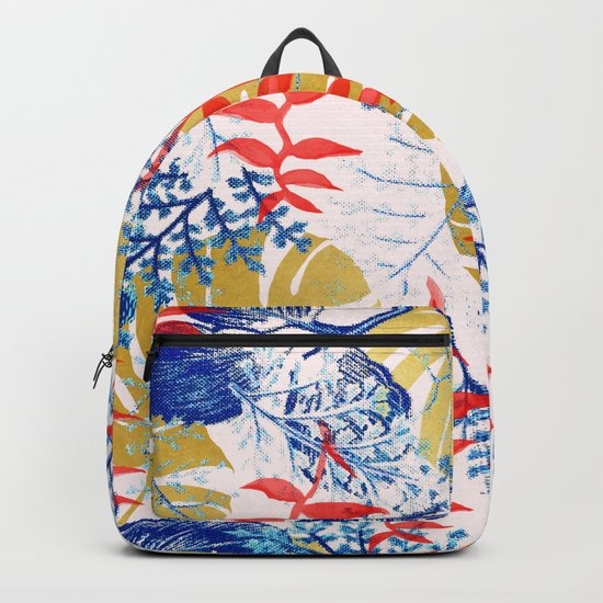 Budding Romance #society6 #decor #buyart Backpack
