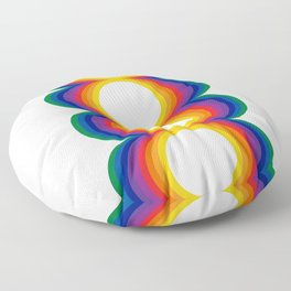 Radiate - Spectrum Floor Pillow