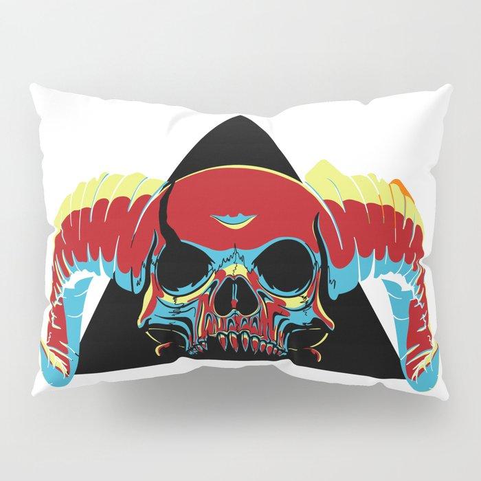 Illuminati Satan - Lucifer Pillow Sham