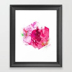 Splash1 Framed Art Print