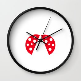 dont bug me i havent had my coffee yet (2) Wall Clock