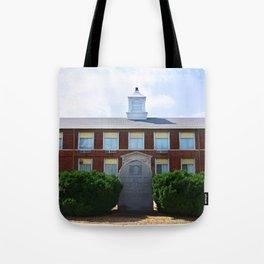 Gideon High School Building Tote Bag