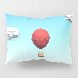 Lifted Pillow Sham