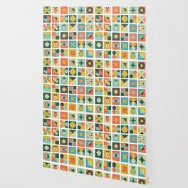 Geometric pattern #2 Wallpaper