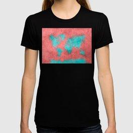 world map 40 T-shirt