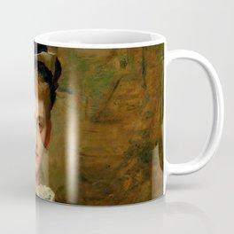 """John Everett Millais """"Countess de Pourtales, the former Mrs Sebastian Schlesinger"""" Coffee Mug"""