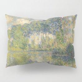 """Claude Monet """"Poplars on the Epte"""" Pillow Sham"""