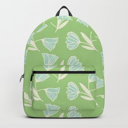 Flowers and wind Backpack