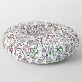 Joshua Tree Summer by CREYES Floor Pillow