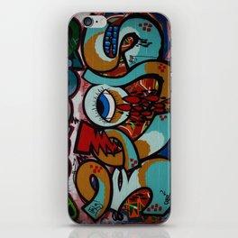 Weeping piece  iPhone Skin