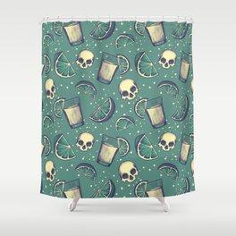 Tekillya! Shower Curtain