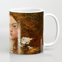 pagan Mugs featuring Pagan Avatar by Bryan Dechter