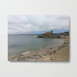 On The Coast Of Somewhere Beautiful Metal Print