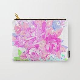 Boho Art Decor, Summer, Framed Art, Living Room Art Print, Home & Accessories Carry-All Pouch