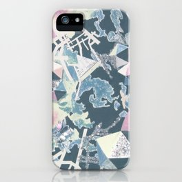 Distracted iPhone Case