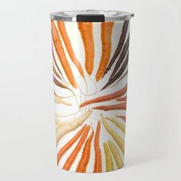 Carrot Color Wheel Travel Mug
