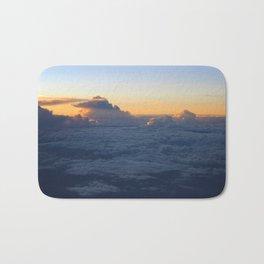 Cloud Mountains • V01 Bath Mat