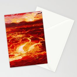 Beautiful Demons Stationery Cards