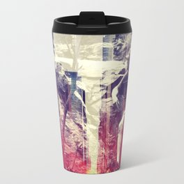 At odds Travel Mug