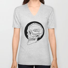 Fish Bowl Unisex V-Neck