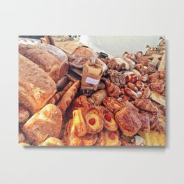 Delicious Choices Metal Print