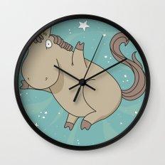 Super Horse: Yay! Wall Clock