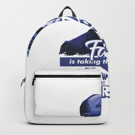 dr.king quotes Backpack