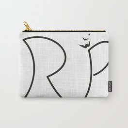 H A L L O W E E N  Special R.I.P. Signature Designed by Atalay Visuals Carry-All Pouch