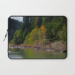 Autumn On Grizzly Creek Laptop Sleeve