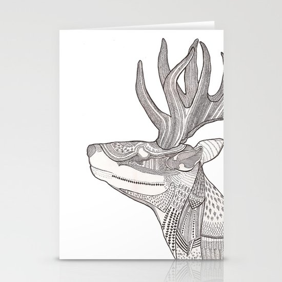 The Forest Spirit Stationery Cards
