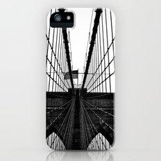 Broolyn Bridge iPhone (5, 5s) Slim Case