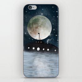 the astrologer iPhone Skin