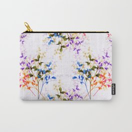 Itty Bitty Flowers Carry-All Pouch