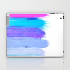 Ombre Brush Strokes Laptop & iPad Skin