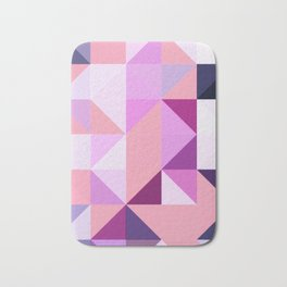 Apex geometric III Bath Mat