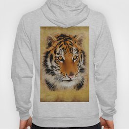 The Tiger Stare Hoody