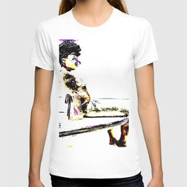 Tatoo kla model T-shirt