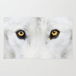 Wolf Eyes Rug