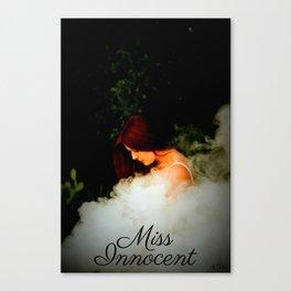 Miss Innocent Archetype Canvas Print