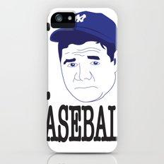 I __ Baseball iPhone (5, 5s) Slim Case