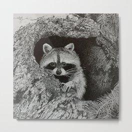 lil bandit Metal Print