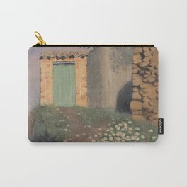 Un chemin à Cagnes by Félix Vallotton - Colorful Les Nabis Art Carry-All Pouch