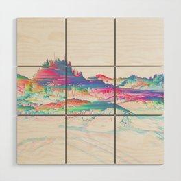MNŁŃMT Wood Wall Art